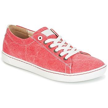 鞋子 女士 德比 Birkenstock 勃肯 ARRAN LADIES 红色