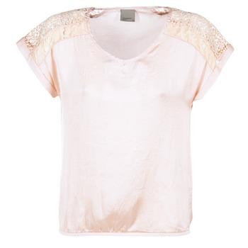衣服 女士 女士上衣/罩衫 Vero Moda SATINI 玫瑰色