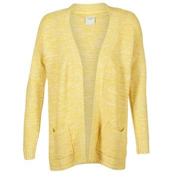 衣服 女士 羊毛开衫 Vero Moda GERDA 黄色