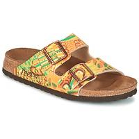 鞋子 女士 休闲凉拖/沙滩鞋 Papillio ARIZONA 黄色 / 绿色