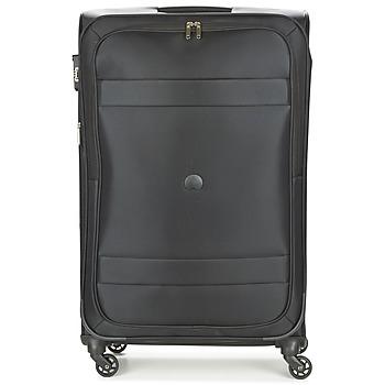 包 软面行李箱 Delsey INDISCRETE 4R 78CM 黑色