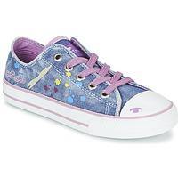 鞋子 女孩 球鞋基本款 Tom Tailor 汤姆裁缝 JIJAA 蓝色 / 紫罗兰