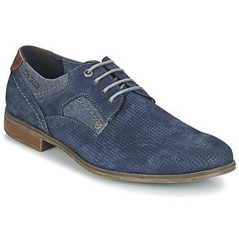 鞋子 男士 德比 Tom Tailor 汤姆裁缝 RAULNATE 蓝色