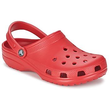 鞋子 洞洞鞋/圆头拖鞋 crocs 卡骆驰 CLASSIC 红色