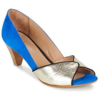 鞋子 女士 高跟鞋 Betty London GABYN 蓝色 / 金色