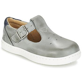 鞋子 男孩 凉鞋 Citrouille et Compagnie GALCO 灰色