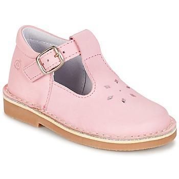 鞋子 女孩 平底鞋 Citrouille et Compagnie GARENIA 玫瑰色