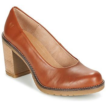 鞋子 女士 高跟鞋 Casual Attitude GEAL 驼色