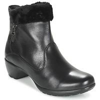 鞋子 女士 短靴 Romika Banja 12 Schwarz