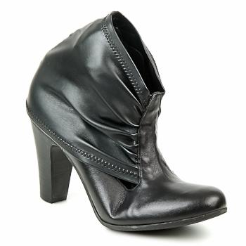 鞋子 女士 短靴 Fru.it CAJAMAR 黑色