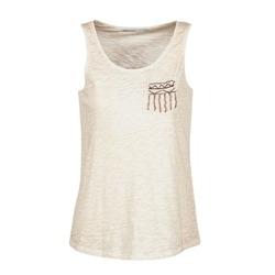 衣服 女士 无领短袖套衫/无袖T恤 Only VIOLA 米色