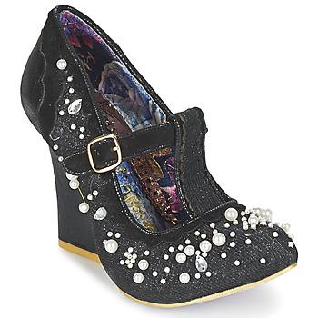 鞋子 女士 高跟鞋 Irregular Choice JUICY JEWELS 黑色