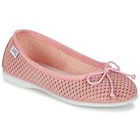 鞋子 女孩 平底鞋 Citrouille et Compagnie GERRAGO 玫瑰色
