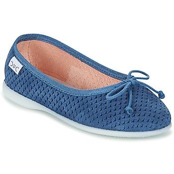鞋子 女孩 平底鞋 Citrouille et Compagnie GERRAGO 蓝色