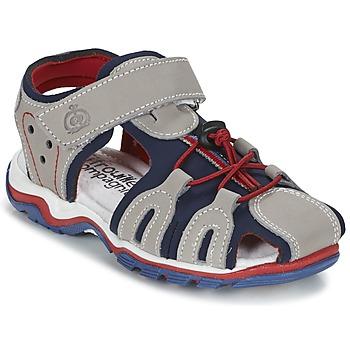 鞋子 男孩 凉鞋 Citrouille et Compagnie GUFUMO 灰色