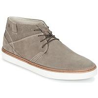 鞋子 男士 短筒靴 Casual Attitude GEROM 灰褐色