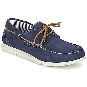 鞋子 男士 船鞋 Casual Attitude GAPENA 海蓝色