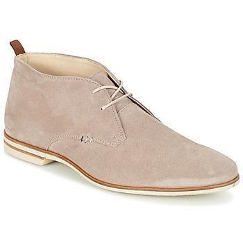 鞋子 男士 短筒靴 Casual Attitude GIUME 灰褐色