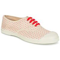 鞋子 女士 球鞋基本款 Bensimon TENNIS MINIPOIS 浅米色 / 玫瑰色