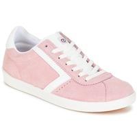 鞋子 女士 球鞋基本款 Yurban GUELVINE 玫瑰色