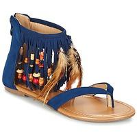 鞋子 女士 凉鞋 Moony Mood GETOULA 蓝色