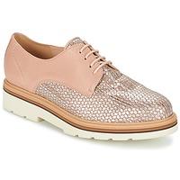 鞋子 女士 德比 Fericelli GRATY 玫瑰色 / 裸色