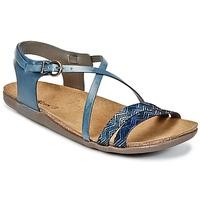 鞋子 女士 凉鞋 Kickers ATOMIUM 蓝色 / 印花