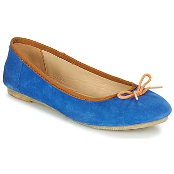 鞋子 女士 平底鞋 Kickers BAIE 蓝色 / 橙色