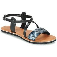 鞋子 女士 凉鞋 Kickers VIPA 黑色