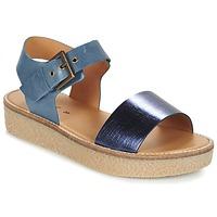 鞋子 女士 凉鞋 Kickers VICTORY 蓝色