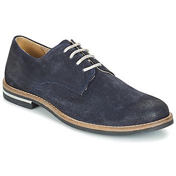 鞋子 男士 德比 Kickers ELDAN 海蓝色