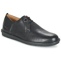 鞋子 男士 德比 Kickers VIKANG 黑色