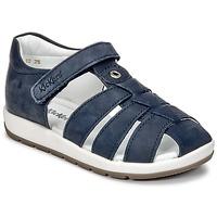 鞋子 男孩 凉鞋 Kickers SOLAZ 海蓝色