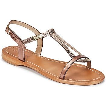 鞋子 女士 凉鞋 Les Tropéziennes par M Belarbi HAMAT 古銅色