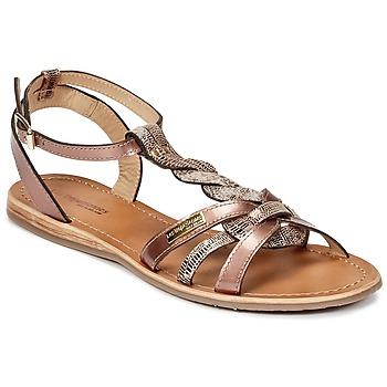 鞋子 女士 凉鞋 Les Tropéziennes par M Belarbi HAMS 古銅色