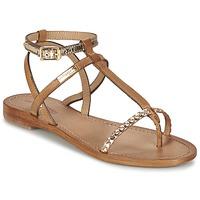 鞋子 女士 凉鞋 Les Tropéziennes par M Belarbi HILATRES 棕色 / 金色