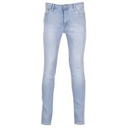 衣服 男士 紧身牛仔裤 Jack & Jones 杰克琼斯 LIAM JEANS INTELLIGENCE 蓝色 / 米色