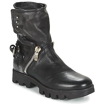 鞋子 女士 短筒靴 Airstep / A.S.98 BREAK 黑色