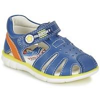鞋子 男孩 凉鞋 Pablosky GUADOK 蓝色