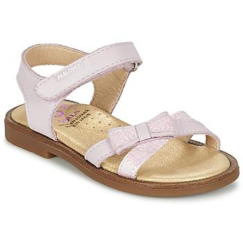 鞋子 女孩 凉鞋 Pablosky SELMIE 玫瑰色