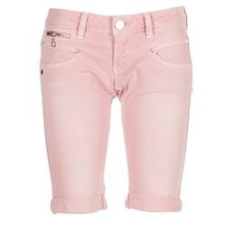 衣服 女士 短裤&百慕大短裤 Freeman T.Porter BELIXA NEW MAGIC COLOR 玫瑰色