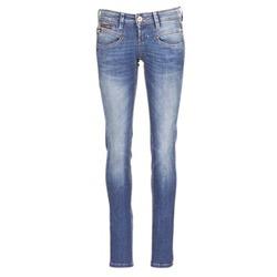 衣服 女士 紧身牛仔裤 Freeman T.Porter ALEXA SLIM SDM 蓝色 / EDIUM