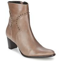 鞋子 女士 短靴 Betty London GRELOT 灰褐色