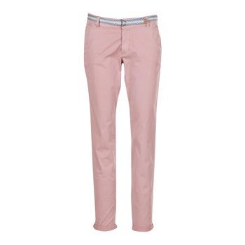 衣服 女士 多口袋裤子 Esprit 埃斯普利 HOUISSA 玫瑰色