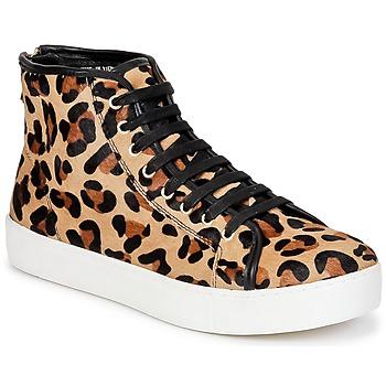 鞋子 女士 高帮鞋 North Star BEID Leopard