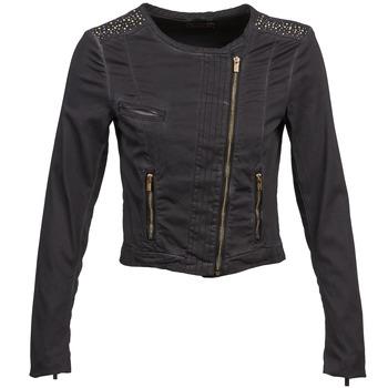 衣服 女士 外套/薄款西服 Esprit 埃斯普利 PARKEL 黑色