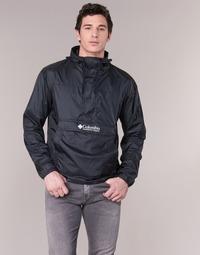 衣服 男士 冲锋衣 Columbia 哥伦比亚 CHALLENGER 黑色