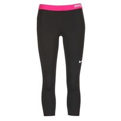 衣服 女士 紧身裤 Nike 耐克 NP CL CAPRI 黑色 / 玫瑰色