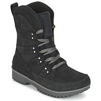 鞋子 女士 短筒靴 Sorel MEADOW LACE 黑色