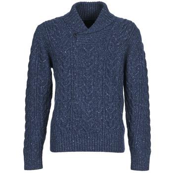 衣服 男士 羊毛衫 Otto Kern AFANASY 海蓝色